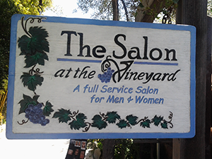 The Salon at the Vineyard