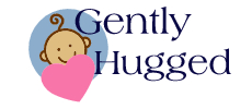 Gently Hugged Logo